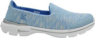 KazarMax Women's Marble & Turquoise Light Weight Slipon's Walking Sneakers/Shoes