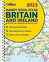 2022 Collins Handy Road Atlas Britain and Ireland