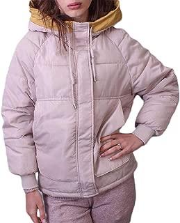 Fashion Womens Long Sleeve Packable Hooded Lightweight Down Jackets Puffer Coats