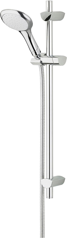 Bristan EVC KIT01 Gorgeous C EVO Shower Kit Rub Clean with Chro 5 ☆ very popular - Handset