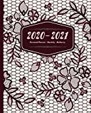 2020-2021 Personal Planner - Monthly - Mulberry: Simple Calendar and Organizer