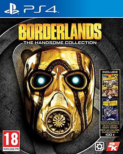 Borderlands: The Handsome Collection [Importación Italiana]