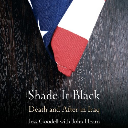 Shade it Black audiobook cover art