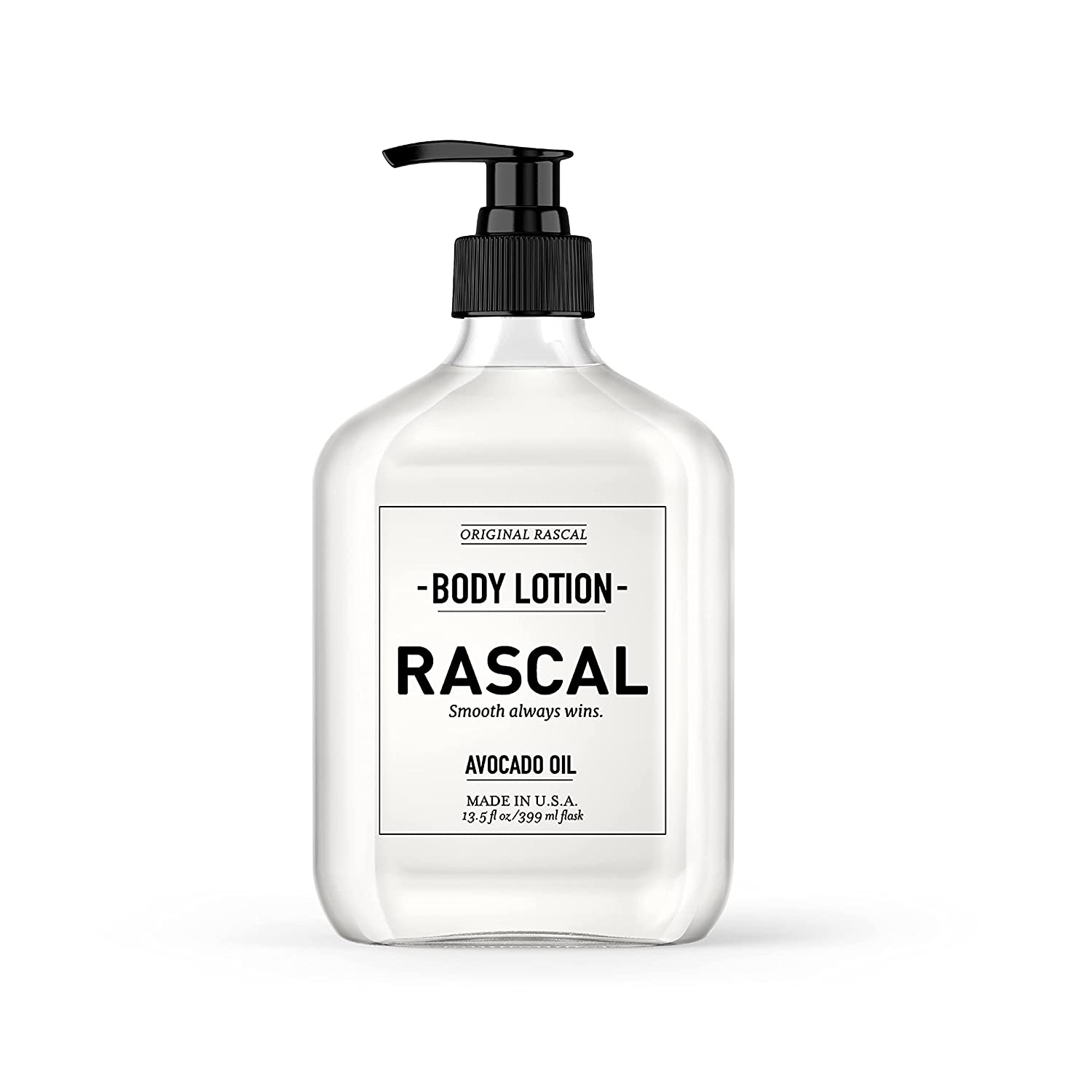 Rascal Body Lotion for Men - Max 71% OFF Avocado Oil Jojoba Spring new work one after another