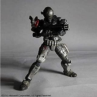 Square Enix Halo Reach: Kai Action Figure #3 - Emile