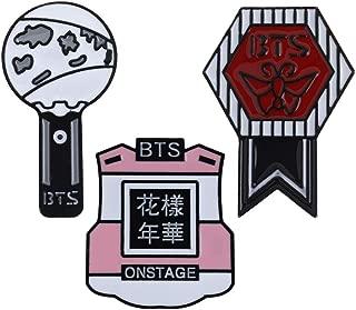 "Kpop Cute Cartoon BTS Bangtan Boys Love Yourself 结 ""Answer"