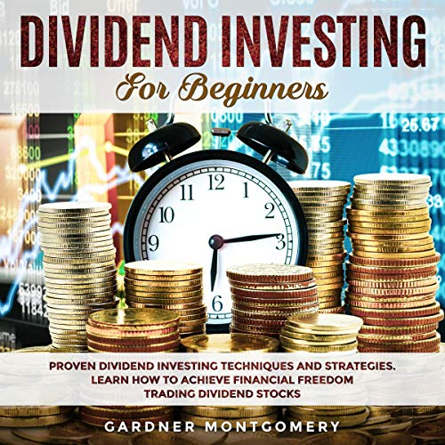 Dividend Investing for Beginners cover art