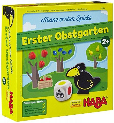 Haba HABA 4655 - Meine ersten Spiele - Erster Obstgarten