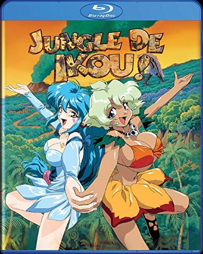 Jungle De Ikou [Blu-ray]