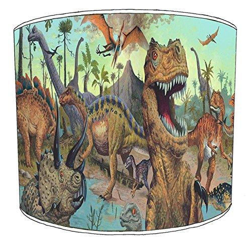 30cm dinosauruss t rex lampekap9 Voor een plafondlamp