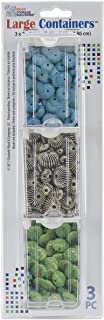 Darice Elizabeth Ward Bead Storage Solutions Containers, 1 Pack
