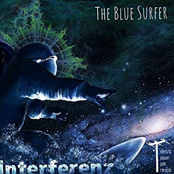 The Blue Surfer