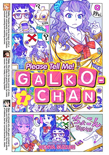 Suzuki, K: Please Tell Me! Galko-Chan