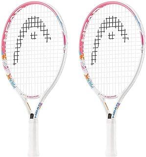 HEAD(ヘッド) キッズ・ジュニア MARIA 19 硬式 テニスラケット ストリング張り上げ済 2本セット 233737-2SET