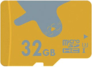 ALERTSEAL 32GB UHS-I (U3) / Class 10 (C10) 高性能かつ高耐久マイクロsdカードmicroSDHC カード (SDアダプター付属)