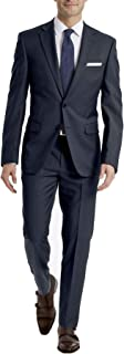 Calvin Klein Men's Slim Fit Stretch Suit