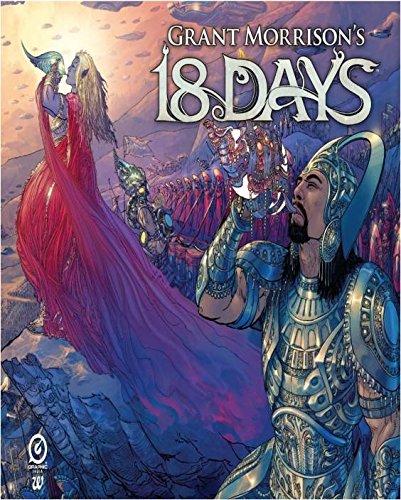 18 Days [Hardcover] [Sep 25, 2013] Grant Morrison