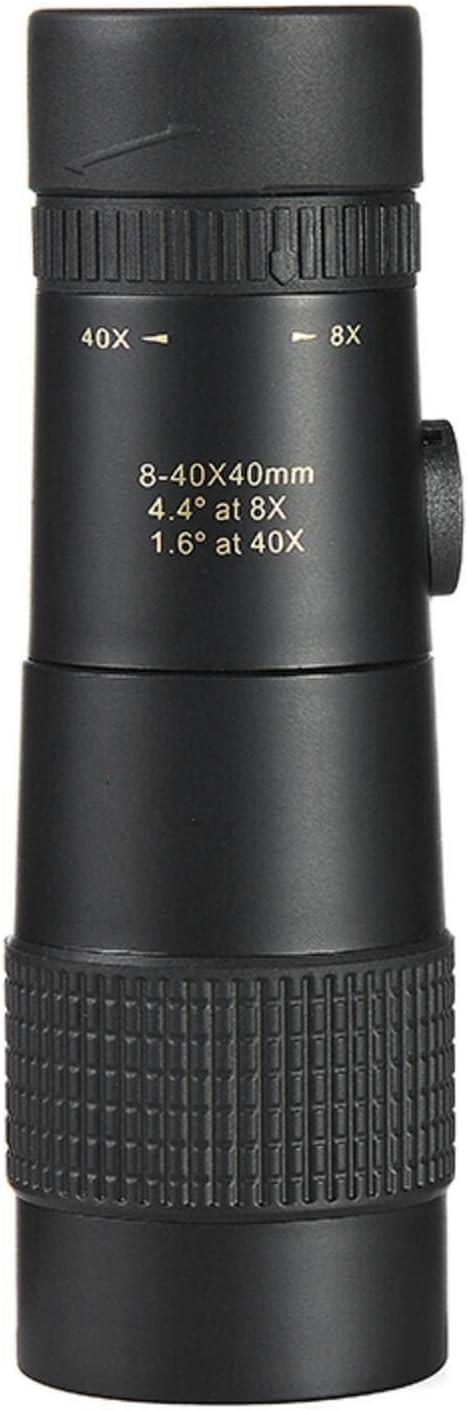 N\C Powerful8-40 X40 High Telescope Professional Max 62% OFF Zoom Monocular Trust