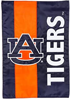 Team Sports America Auburn University Embellished Garden Flag - 13 x 18 Inches