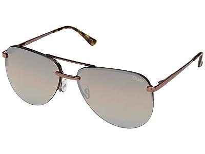 QUAY AUSTRALIA Quay x JLo The Playa (Bronze/Brown) Fashion Sunglasses