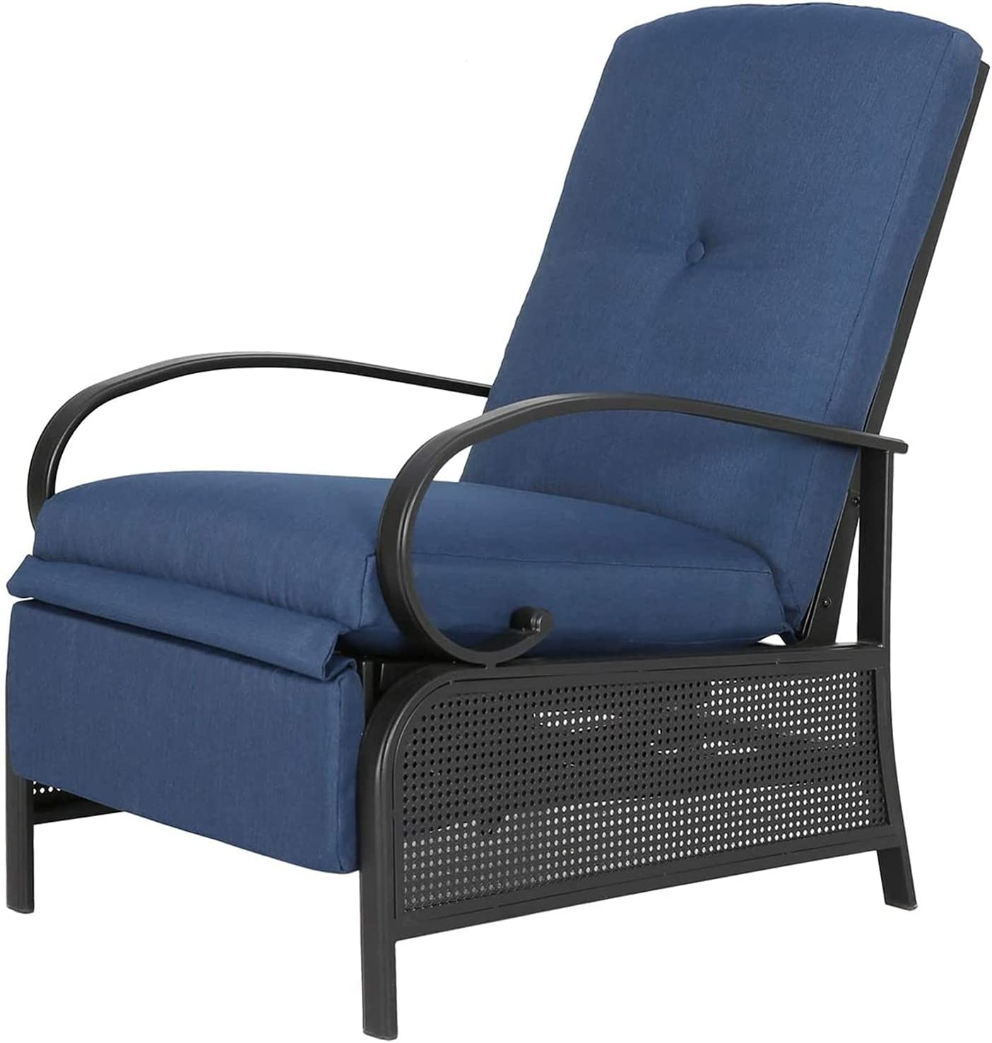 Patio Tree Outdoor Recliner Reclining Chair Limited time Max 63% OFF for free shipping Lou Adjustable
