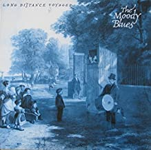 The Moody Blues – Long Distance Voyager Label: Threshold - TRL-1-2901 12