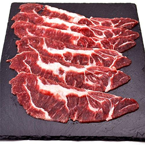 焼肉中村屋 国産牛ツラミ100g(ほほ肉、カシラ、焼肉、バーベキュー)