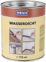 WENKO Waterdicht, afdichtmiddel voor buiten en binnen, ideaal voor het afdichten van daken, balkons, dakgoten, afvoerbuize...