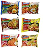 Indomie Variety Case (30 Bags), 1.0 Count