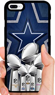 Cowboys 5 Super Bowl Trophies Gathered Football Phone Case Cover - Select Model (Galaxy S6 Edge Plus)
