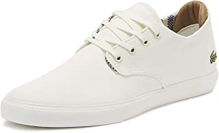 Lacoste Esparre 219 1 Mens Off White Trainers