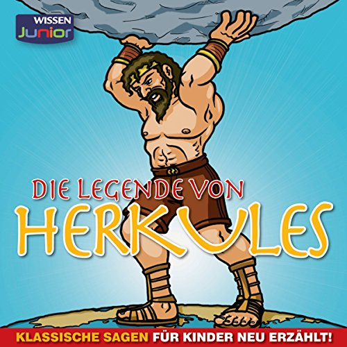 Die Legenden von Herkules audiobook cover art