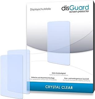 disGuard kristallklar hård beläggning displayskyddsfolie för Acer Liquid Z4 (2-pack)