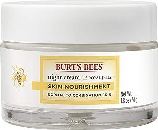 Burt's Bees Skin Nourishment Night Cream, 51g