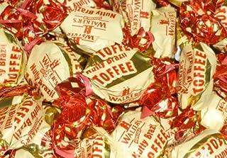 Walkers Nutty Brazil Toffees 500 gram bag (1/2 kilo)