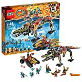 LEGO Legends of Chima 70227 King Crominus' Rescue