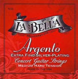 La Bella Argent Extra Fine Silver Plating Hard Tension