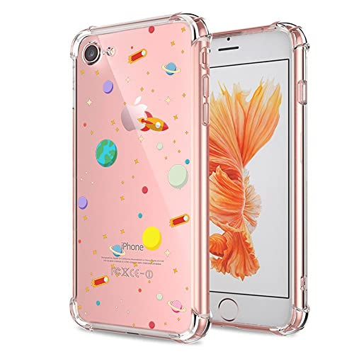 new concept f54a6 437be Protective Cute iPhone 7 Case: Amazon.com