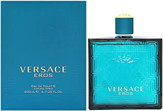 Versace Eros by Versace for Men - Eau de Toilette, 200ml