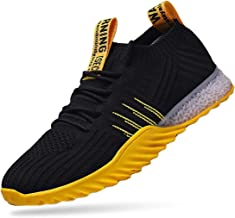 JIYE Mens Womens Colorful Fashion Sneakers Sports Shoes Breathable Casual Walking Shoes