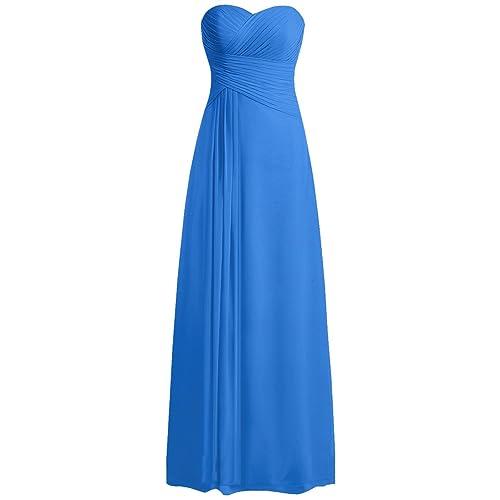 Ocean Blue Dress