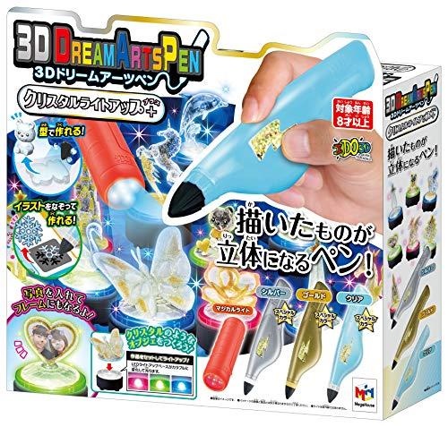 3Dドリームアーツペン クリスタルライトアッププラス