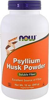 NOW Foods - Psyllium Husk Powder 12 oz by NOW Foods