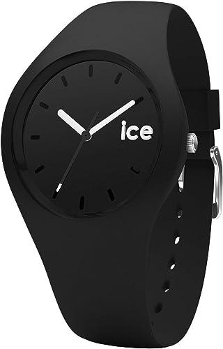 Ice-Watch - ICE ola Black - Montre noire avec bracelet en silicone