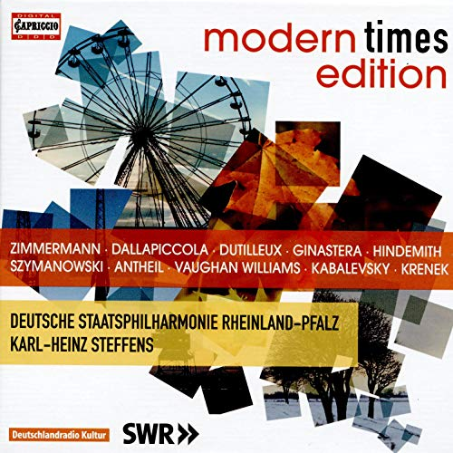 Modern Times Édition (inclu DVD)