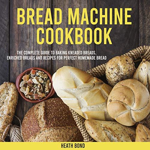 Bread Machine Cookbook Titelbild