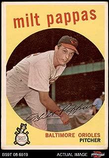 Best milt pappas baseball card Reviews