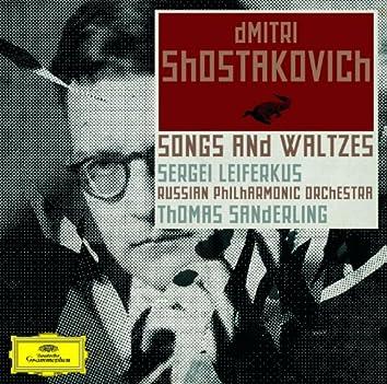 Shostakovich: Orchestral Songs