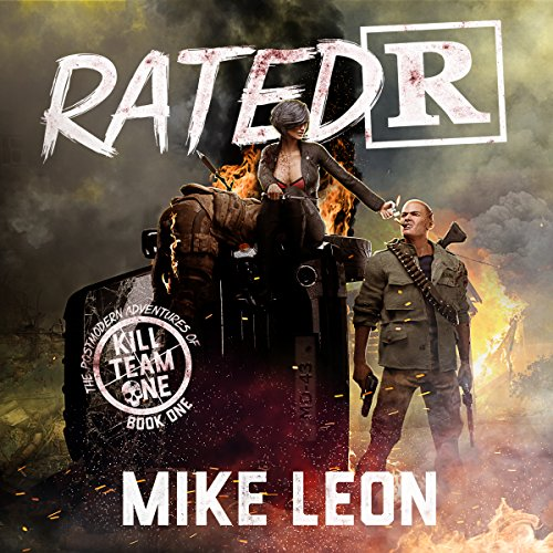 Rated R Audiobook By Mike Leon cover art