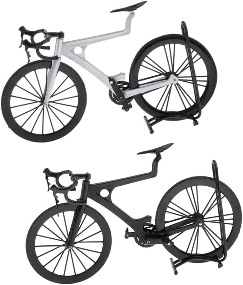 Topics on TV yotijar Lots 2 Popular products 1:8 Metal Classic Model Racing 3D Handcrafts Bike